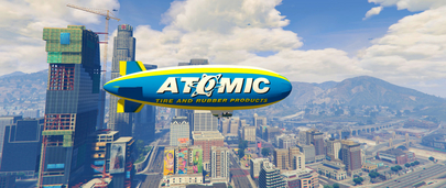 Дирижабль в ГТА 5: вся информация об этом воздушном корабле