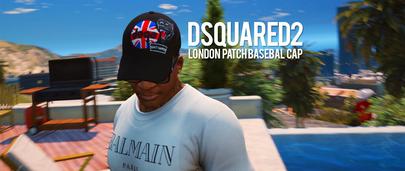 Новые кепки для Франклина: strapbacks от DSQUARED2, POLO & THE NORTH FACE для GTA 5