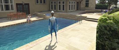 Мод на ГТА 5 – Фреон из суперсемейки