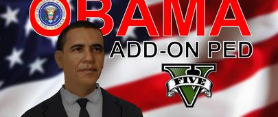 Скин Барак Обама для GTA 5