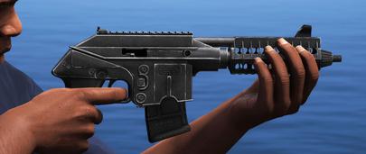 Полуавтоматический пистолет Kel-Tec PLR 16 для GTA 5 Мод