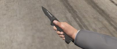 Мод на Складной нож StatGear для GTA 5