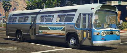 Автобус GM TDH-5303 для GTA 5