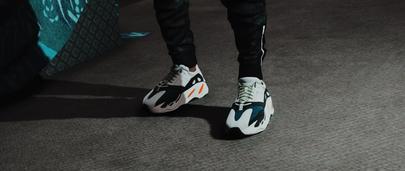 Кроссовки Adidas Yeezy Boost 700 для GTA 5 Моды