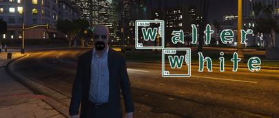 Во все тяжкие Уолтер Уайт для ГТА 5
