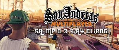 SAMP 0.3.7-R4 Client