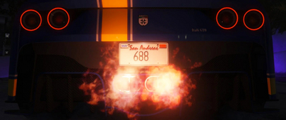 Мод ГТА 5 на Нитро Ускоритель  – Закись Азота для Всех Машин