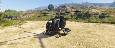 Код на Вертолёт в ГТА 5