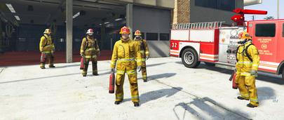 Как Стать Пожарным в ГТА 5 – Мод, который добавляет в GTA 5 миссии пожарного