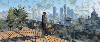 Скачать Мод на Деньги в ГТА 5 – Неограниченное Количество Денег