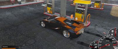 Скачать Мод на Бензин для ГТА 5